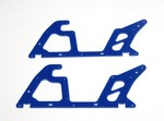ALIGN T-REX 450 LOWER BLUE G-10 FRAME SET (2 PIECES)