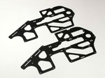 BLADE 500 CARBON FIBER FRAME SET(1.6mm)