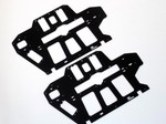 BLADE 550X 600X CARBON FIBER FRAME SET (2.0mm)