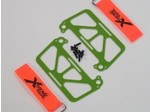 DJI PHANTOM GREEN G-10 DUAL BATTERY MOUNT
