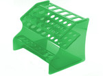 XTREME ACRYLIC TOOL CADDY GREEN