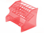 XTREME ACRYLIC TOOL CADDY RED